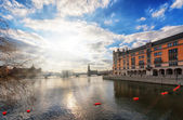 Stockholm City Hall — Stockfoto