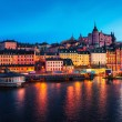 Stockholm old town — Stock Photo