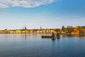 Stockholm Old City — Stock Photo