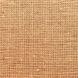Stock Photo: Fabric texture in brown
