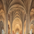 Cathedral of Vasteras inside — Stock Photo
