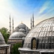 Photo: Blue Mosque in Istanbul