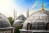 Moschea blu a istanbul — Foto Stock