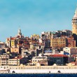 Galata tower in Istanbul — Stock Photo #38510047