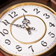 Stock Photo: Clock Time