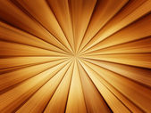 Wood Star — Stock Photo