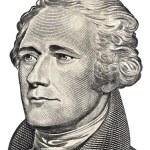 Alexander Hamilton — Stock Photo #13686255