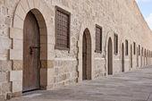Puertas antiguas — Foto de Stock