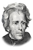Andrew Jackson — Stock Photo