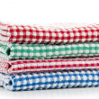 Housekeeping Towels — Stock Photo