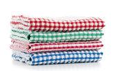 Sprzątania ręczniki — Zdjęcie stockowe