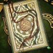 Holy Quran Book With Rosary — Stock Photo