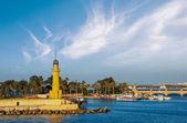 Tropical Alexandria Resort — Stock Photo