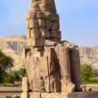 Colossi of Memnon at Luxor — Stock Photo #18969083