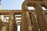Karnak Temple Columns — Stock Photo