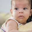Lovely Baby Boy Looking Away — Stock Photo