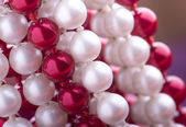 Pearl Necklace — Stock Photo
