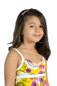 Krásná holčička — Stock fotografie