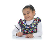 Happy Education Girl — Stock Photo