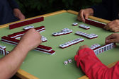 Mahjong — Stock Photo