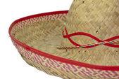 Straw sombrero — Stock Photo
