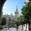 La Giralda de Sevilla — Stock Photo