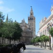 La Giralda de Sevilla - Stock Photo