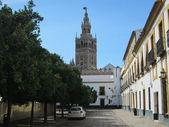 La Giralda de Sevilla — Stock Photo