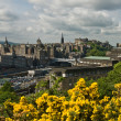 View of Edinburgh — Stock Photo
