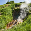 Stock Photo: Geyser in Valley of Geysers