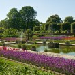 Kensington Gardens in Hyde Park - Stock Photo