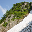 Slope of the Viluchinsky volcano — Stock Photo