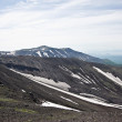 Stock Photo: View from slopes of volcano Avachinsky