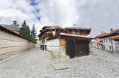 Bansko city in Bulgaria — Foto Stock