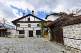 Bansko city in Bulgaria — Stock Photo