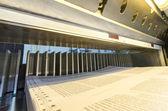 современные бумаги гильотина — Стоковое фото