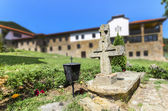 Old Church and Monastery complex — Stock Photo