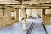 Interior of the Monastery. — Stock Photo