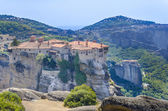Meteora Monastery Greece — Stock Photo