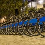 London City Bike Rental — Stock Photo #48251353