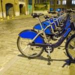 London City Bike Rental — Stock Photo #48251383