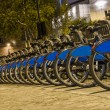 London City Bike Rental — Stock Photo #48251353
