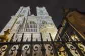 Westminister Abbey catedral in London, United Kingdom — Stock Photo