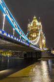 The Tower bridge in London — Стоковое фото