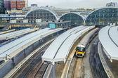 Paddington railway station in London — Stock Photo