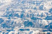 Alps mountains — Stock Photo