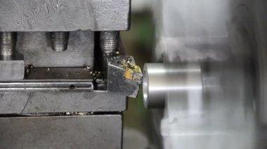 Drill machine closeup — Stock Video