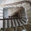 Decente d'escalier - Stock Photo