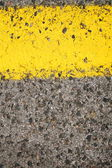 Concrete texture yellow — Stock Photo