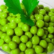 Preserved green peas2 — Stock Photo